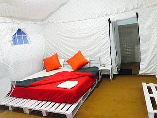 SnowDrop eco resort, Tented room 2