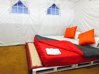 SnowDrop eco resort, Tented room 3