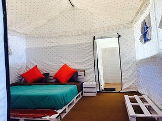 SnowDrop eco resort, Tented room 5