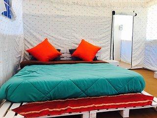 SnowDrop eco resort, Tented room 6