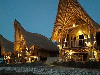 Penida Bambu Green - Villa Jepun Jepang