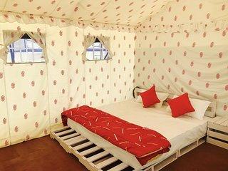 SnowDrop eco resort, Tented room 7