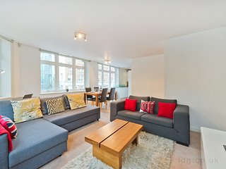 Ample apartment next to the British Museum walking distance to Oxford St (AP1)