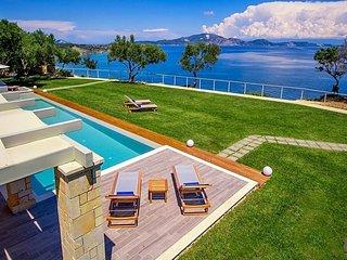 Limni Keriou Villa Sleeps 8 - 5644614