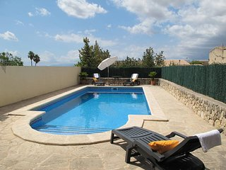 4 bedroom Villa in Montuïri, Balearic Islands, Spain : ref 5441238
