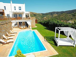 5 bedroom Villa in Koumárion, South Aegean, Greece : ref 5644359