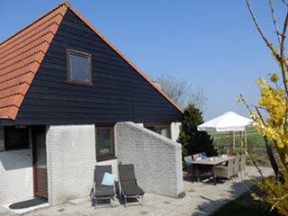 5- persoons bungalow met prachtig uitzicht