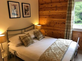 Jasmine Lodge, self catering accommodation in the Scottish Highlands