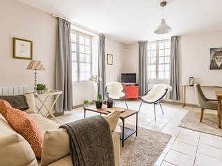 Villaconcorde - 2ppl apartment in unique historic townhouse in Amboise