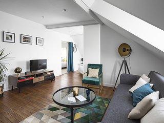 Le HERON, Appartement deux chambres Nantais