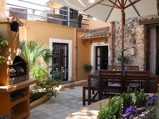 Charming village house Mallorca, terraces, bbq, wifi.