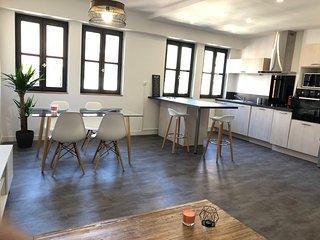 Appartement T3 moderne au coeur de Besancon