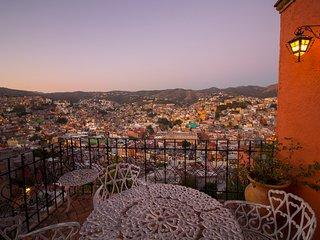 Casa Grande con increible vista a Guanajuato