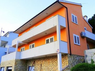 Two bedroom apartment Zaklopatica (Lastovo) (A-12452-a)