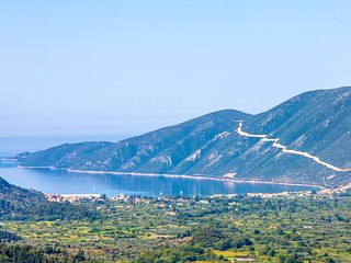 Peacefoul appartment with sea view of Vasiliki