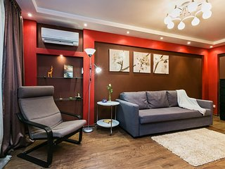 Stylish studio in the historical center of Moscow!