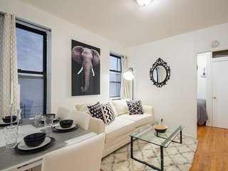 Beautiful Upper East Side One Bedroom Apartment! Spacious/Family Friendly/Clean