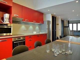 Appartement 6 pièces duplex dans une station familiale au pied des pistes