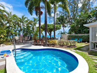 Barbados West Coast Beach Villa With Private Pool - Excellent Value Family Villa