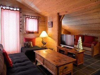 Tres beL apartement  renove compose de 4 pieces pour 8 personnes de 55 m2  situe