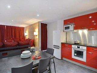 Appartement rénové de 5 pièces pour 11 personnes de 109 m²