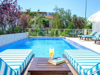 Luxury Kalkan Apartment, Private Pool