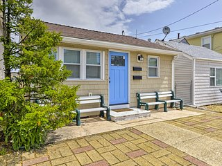 NEW! Seaside Heights Home Mins to Beach&Boardwalk!