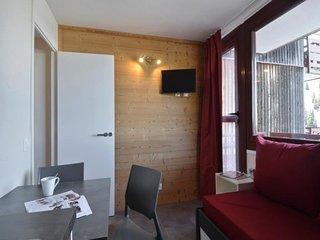 Studio récemment rénové 2 personnes 14 m² au centre station