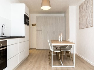 Leda - Charming studio in the heart of EU District
