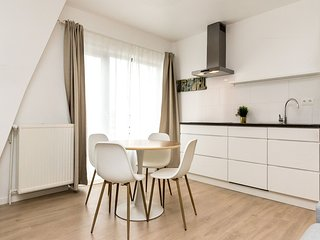 Cigno - Beautiful 1bdr apartment in the heart of EU District, Brussels