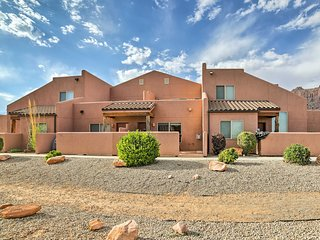 Moab Condo w/Patio Near Arches National Park!
