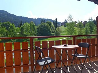 Rental Apartment Villars, studio flat, 3 persons