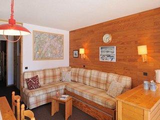 Appartement au pied des pistes compose de 2 pieces pour 5 personnes de 28 m2