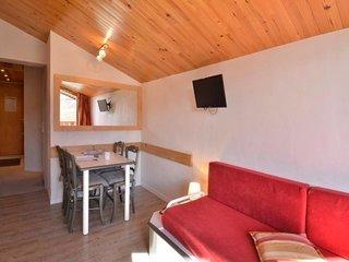 Tres bel appartement au pied des pistes de 2 pieces pour 5 personnes de 28 m2