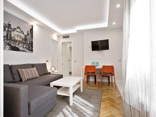COZY 1 BR just 2 min to Gran Via