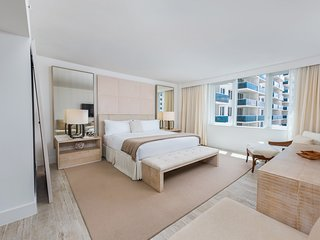 3/3 Direct Ocean  located at 1 Hotel & Homes South Beach Private Residence 1040