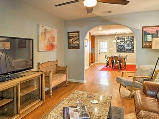 NEW! Austin Home w/Patio - 1 Mile from Zilker Park