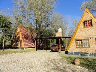 Cabañas Valle Dorado en Villa Rumipal, un lugar ideal para descansar y disfrutar