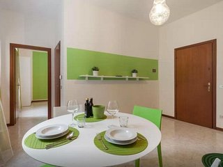 Filippini Green apartment in Verona with WiFi & air conditioning.