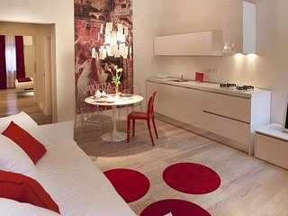 Juliet House apartment in Verona with WiFi & air conditioning.