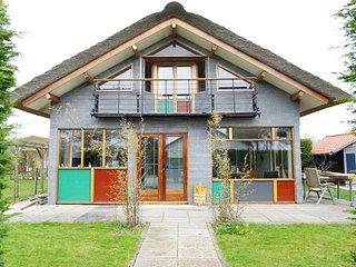 Gezellige gerenoveerde 8- persoons bungalow