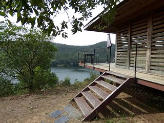 Bungalow by the Douro River - Q.a dos Espigueiros, Ripado