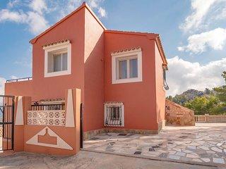 Casa El Pinaret - Spanish villa with panoramic views