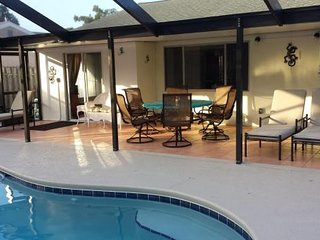 Great family vacation pool home local golf & more