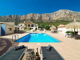 7 bedroom Villa in Jesus Pobre, Valencia, Spain : ref 5644771