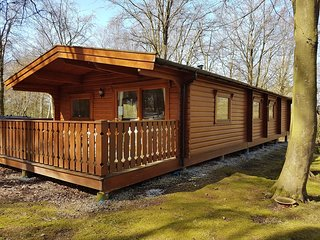 Poppy Lodge, Kenwick Park Woods, Louth, Lincolnshire