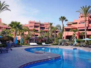Frontline Two Bedroom Beach Apartment near Estepona & Marbella