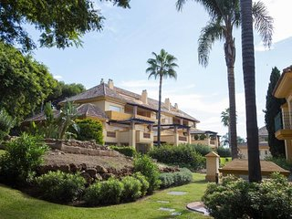 Exclusive Beachfront Two Bedroom Apartment in Rio Real, near Marbella