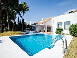 Stylish Five Bedroom Villa Rita, near Puerto Banus