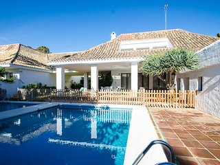 Four Bedroom Luxury Villa Soraya, near Puerto Banus